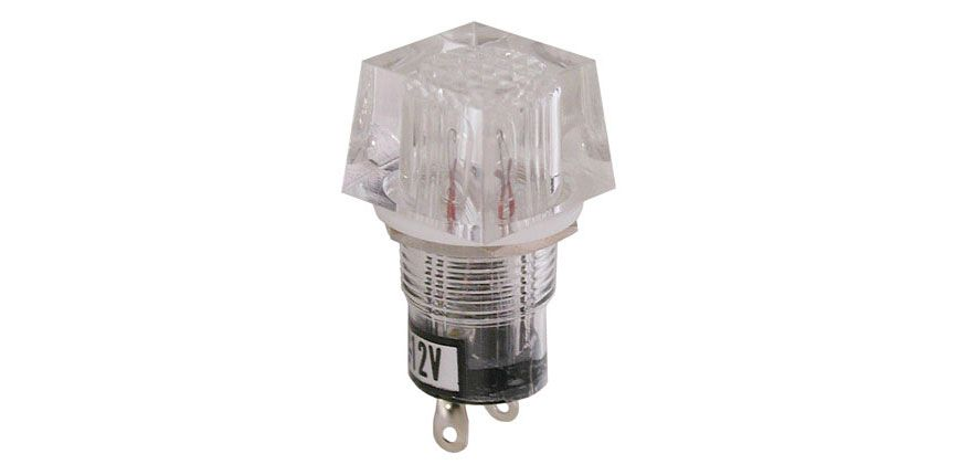 12V LAMP ASSEMBLY, CLEAR