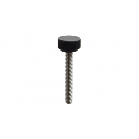 8-32 X 1 1/4 KNURLED THUMB SCREW