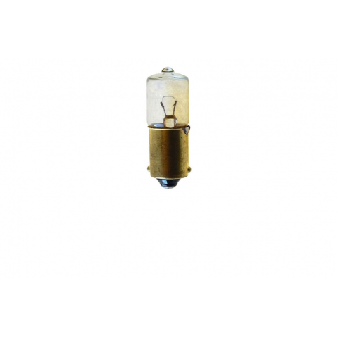 7V MINI-BAYONET BASE LAMP
