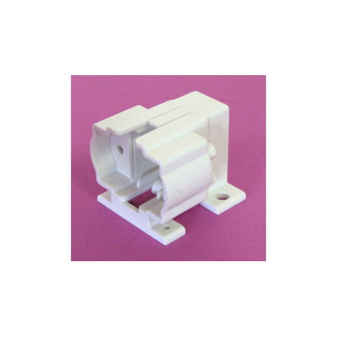 SOCKET FOR FLUORESCENT LAMP