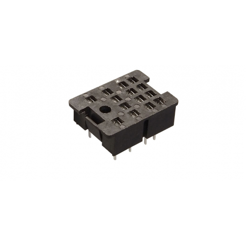 KH P.C. STYLE 14 PIN RELAY SOCKET