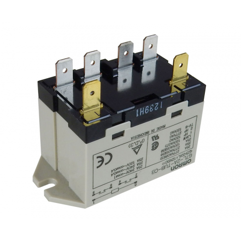 12VDC 25A DPST N.O. POWER RELAY