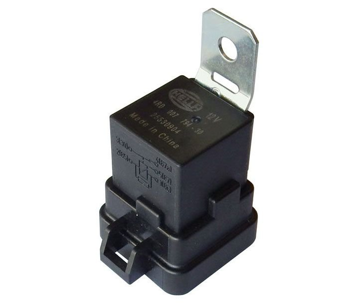 12VDC SPDT WEATHERPROOF AUTOMOTIVE RELAY | All Electronics Corp