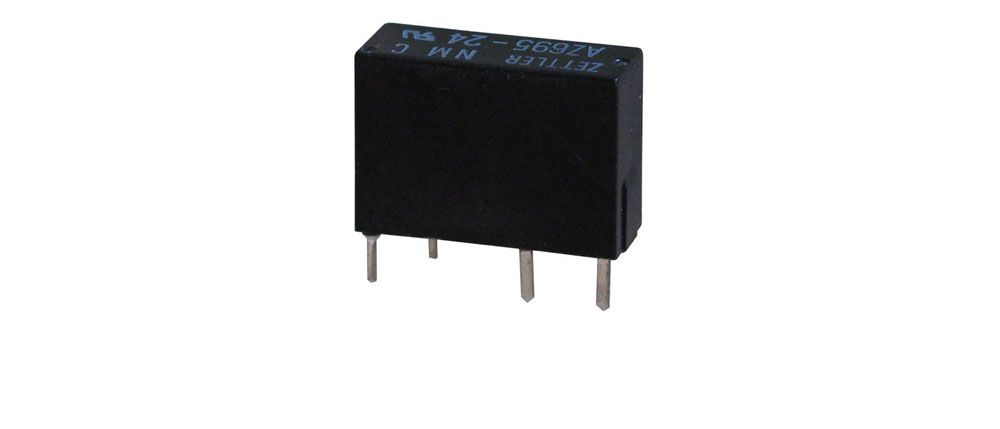 24 VDC SPST, N O  RELAY | All Electronics Corp