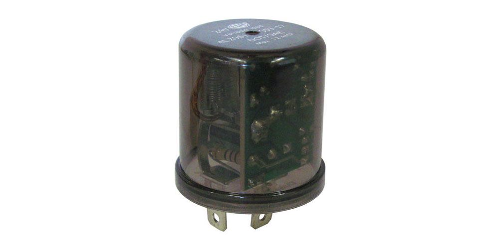 24 VDC FLASHER RELAY