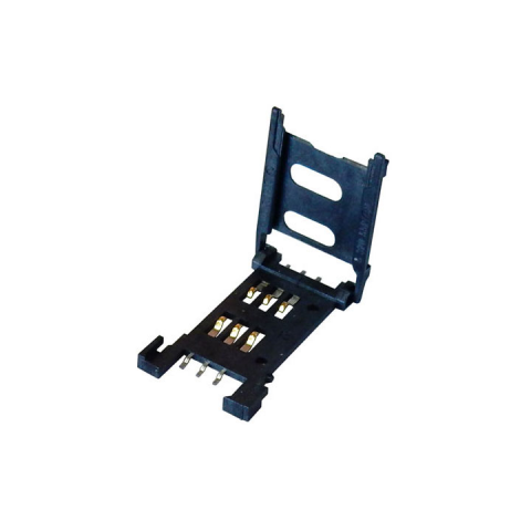 6-CONDUCTOR SIM CARD CARRIER