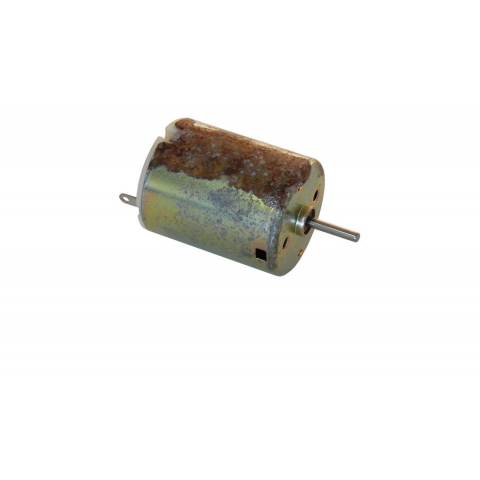 3 - 6 VDC MOTOR, VERY TARNISHED