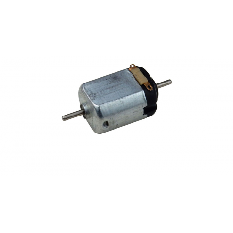 3 VDC DUAL SHAFT SMALL MOTOR