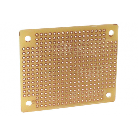 "1 7/8"" X 2 1/4"" SOLDERABLE PERF BOARD"
