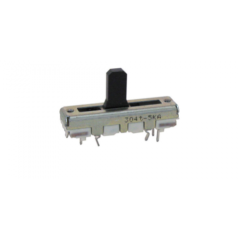 5K AUDIO MINI-SLIDE POTENTIOMETER