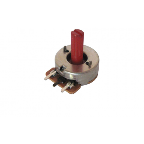 50K AUDIO POTENTIOMETER, PC MOUNT