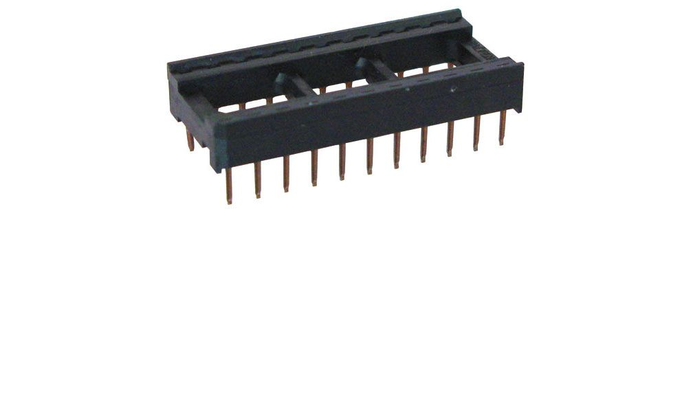 22 PIN IC SOCKET