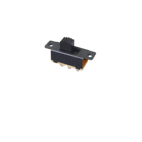 MINIATURE SPDT SLIDE SWITCH