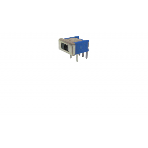 MINI-RT-ANGLE SLIDE SWITCH, SPDT