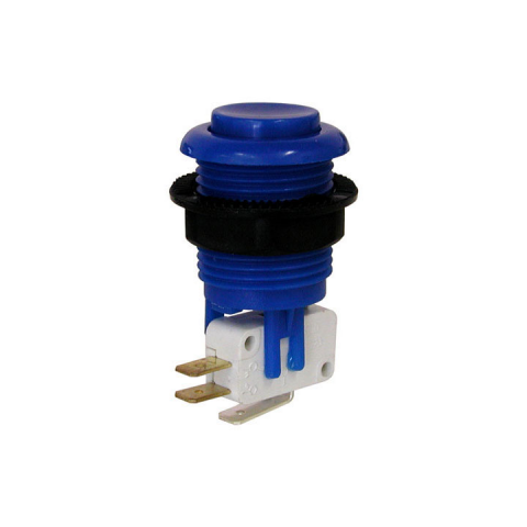 JUMBO PUSHBUTTON, BLUE