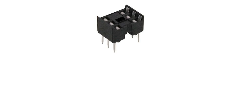 6 PIN IC SOCKET