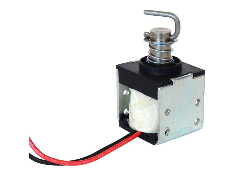 MAGNETIC LATCHING SOLENOID, 33VDC