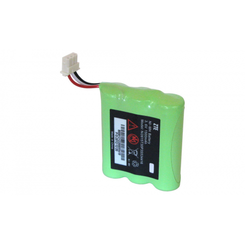 3.6V 1500MAH NI-MH BATTERY PACK