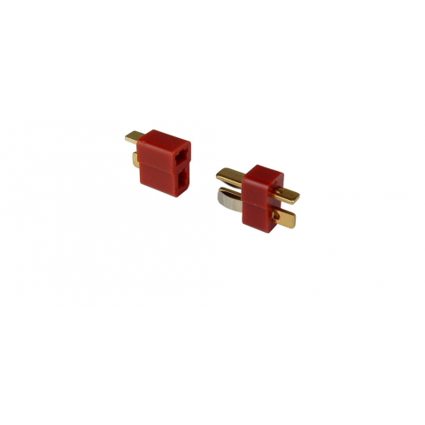 2-CONDUCTOR RC POWER CONNECTOR