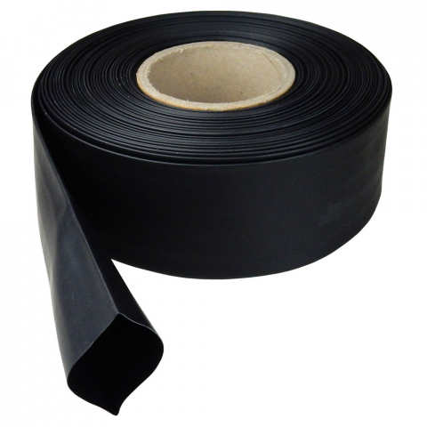 "2"" DIAMETER HEAT SHRINK TUBING, BLACK"