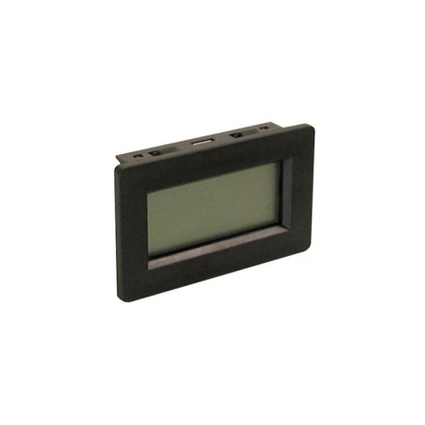 3.5 DIGIT LCD PANEL METER, 200 V SCALE