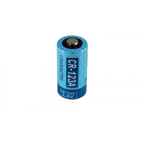 LITHIUM BATTERY CR123A