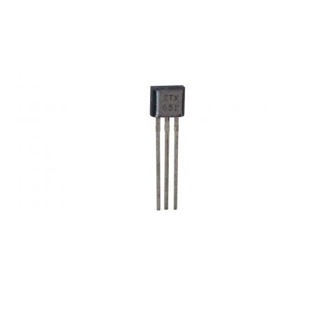 ZTX651, NPN MEDIUM POWER TRANSISTOR