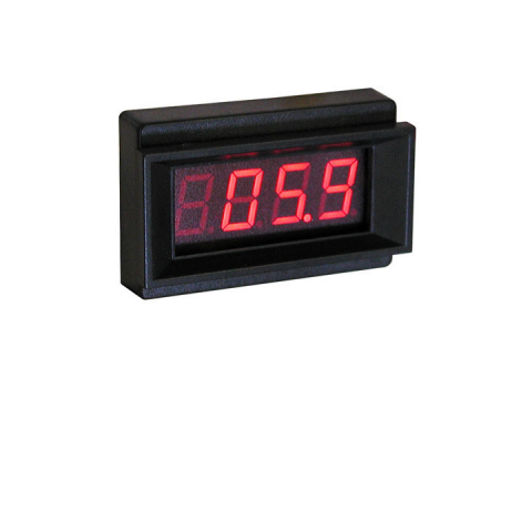 3.5 DIGIT LED PANEL METER, 20V