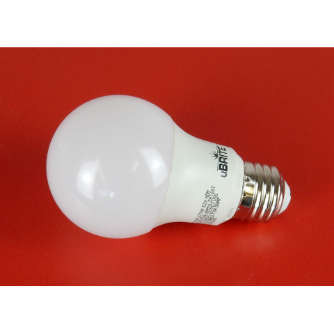 SOFT WHITE LED BULB, 40W EQUIV., 4-PACK