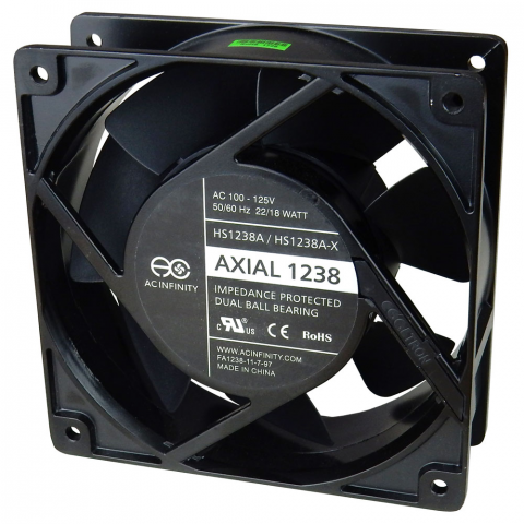 120VAC 120MM COOLING FAN