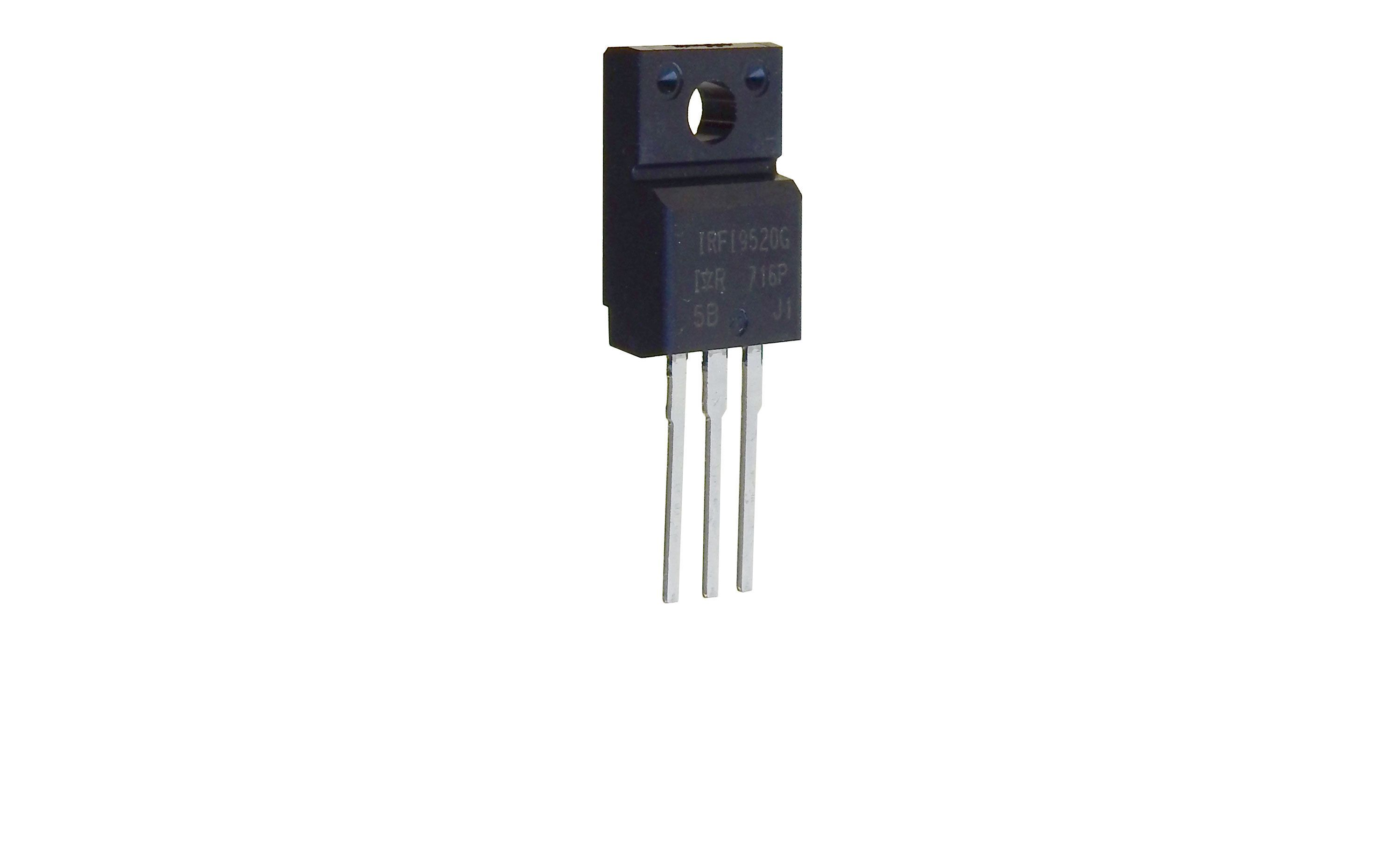 IRFI9520G P-CHANNEL MOSFET