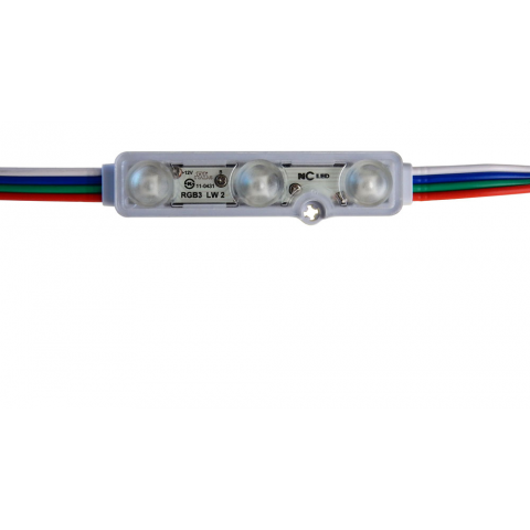 WEATHERPROOF RGB LED MODULE