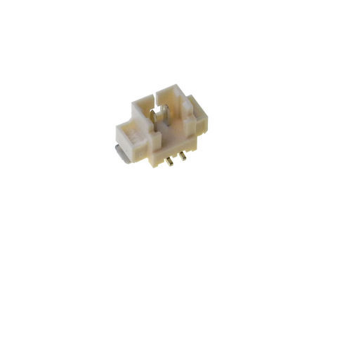 MOLEX 2-PIN PICOBLADE HEADER, 1.25MM PITCH
