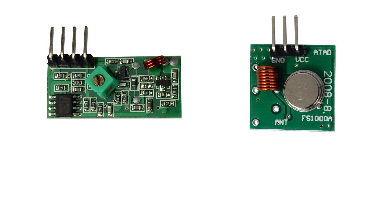 RF TRANSMITTER / RECEIVER MODULES