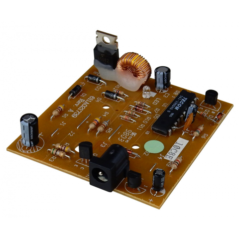 BATTERY CHARGER BOARD FOR NMH/NICD CELLS