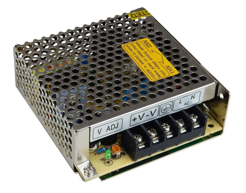 5 VDC 25 WATT SWITCHING POWER SUPPLY