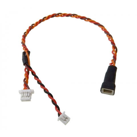 14MM LMX EXTENSION CABLE W/ POWER TAP
