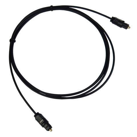 6 FT. TOSLINK OPTICAL CABLE