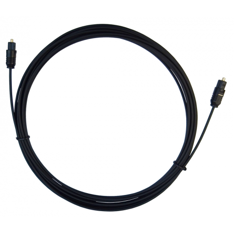 20 FT. TOSLINK OPTICAL CABLE