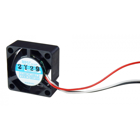 12 VDC 25MM COOLING FAN