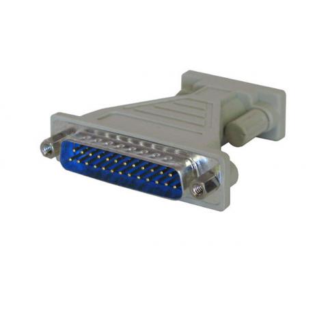 D-SUB ADAPTER, 9 TO 25 CONTACT