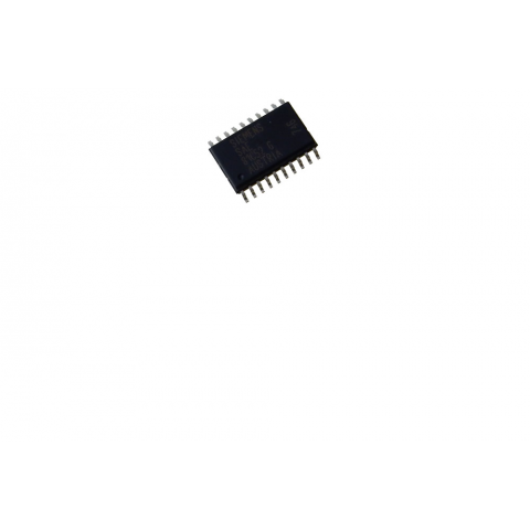 256 X 8-BIT STATIC CMOS RAM, SURFACE MT