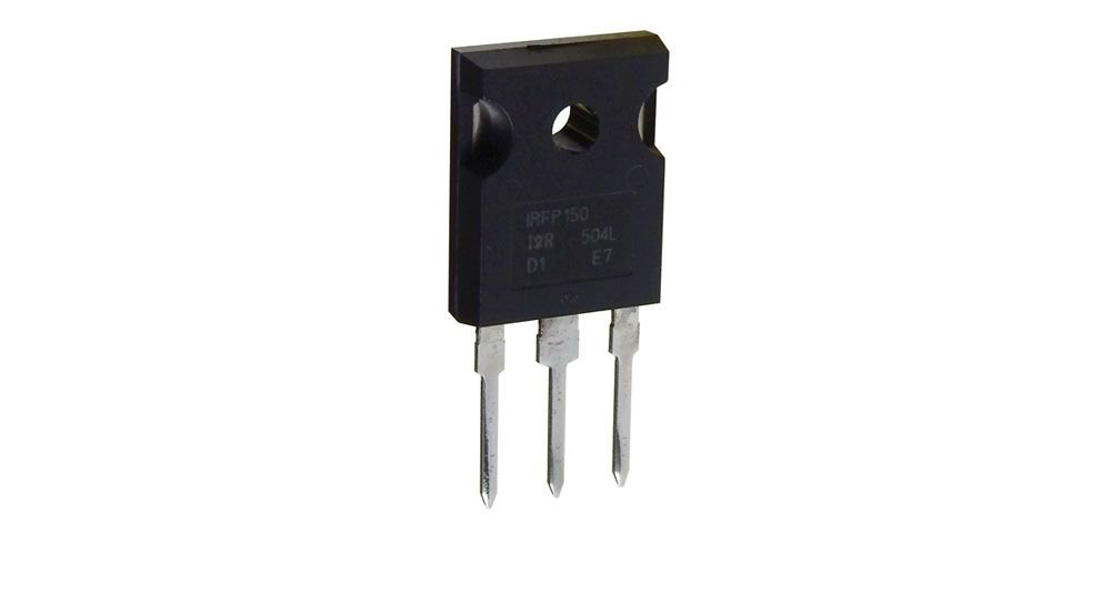 N-CHANNEL MOSFET, IRFP150