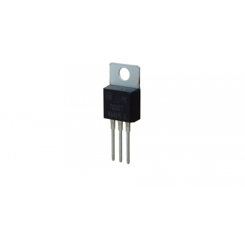 9V 1A VOLTAGE REGULATOR, 7809CT