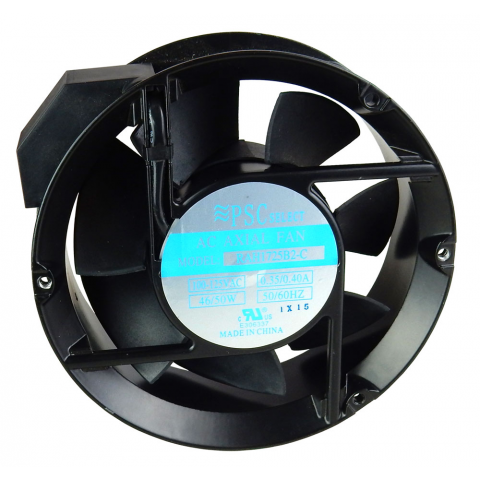 125 VAC 172MM COOLING FAN