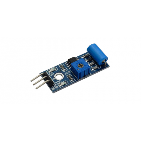 VIBRATION SENSOR MODULE FOR ARDUINO