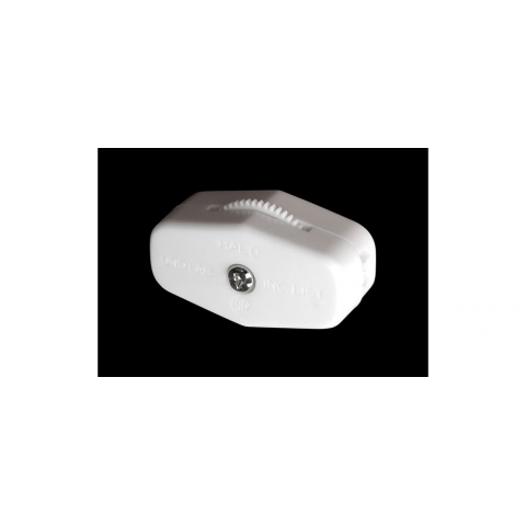 IN-LINE THUMBWHEEL SWITCH FOR SPT-1, WHITE