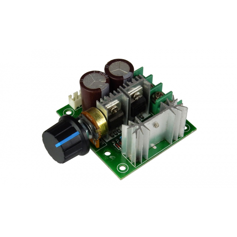 10A DC MOTOR SPEED CONTROL / DIMMER