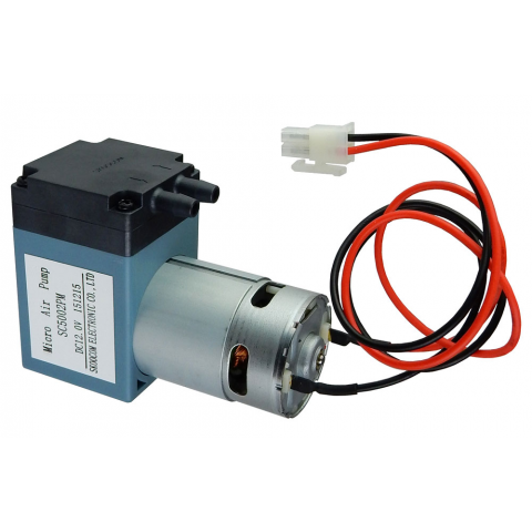 MICRO AIR PUMP, 12 VOLT DC