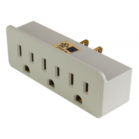 3-OUTLET TAP